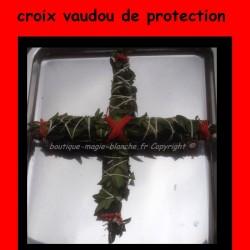 croix vaudou de protection