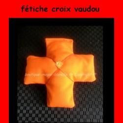 fétiche croix vaudoude...