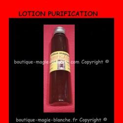 lotion de purification...