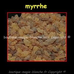 encens de Myrrhe