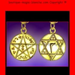 Médaille du Pentagramme et...