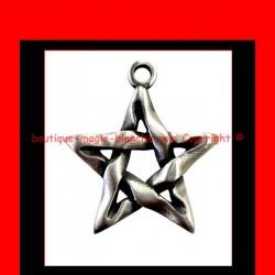 pentagramme torsadé consacré