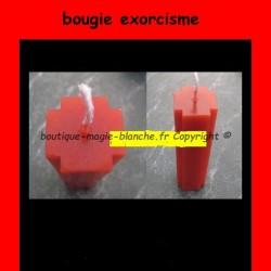 BOUGIE D'EXORCISME VAUDOU